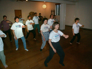 Classes at the Tai Chi Center, Madison, Wisconsin